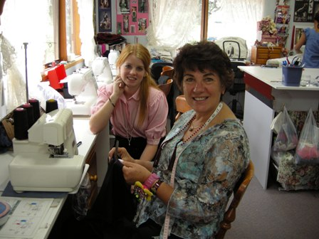 Sewing Classes with Maree