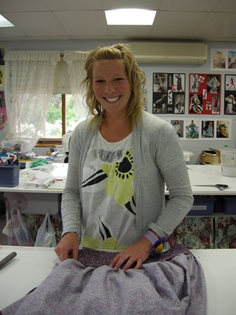 Maree Pigdon Sewing Classes