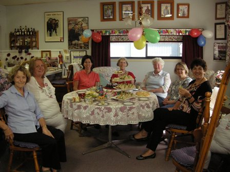 Maree Pigdon Sewing Classes Geelong Marilyn 1