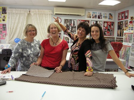 Maree Pigdon Sewing Classes Geelong Marilyn 5
