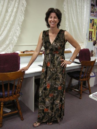 Maree Pigdon Sewing Student News Georgina