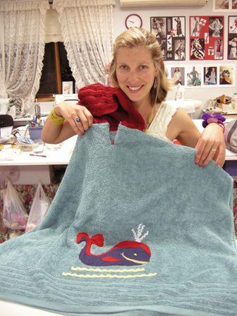 Maree Pigdon Sewing Student News Tanya 1
