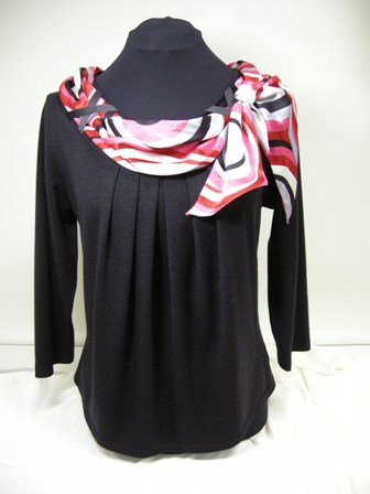 Maree Pigdon sewing - Designer Top No 2